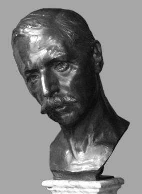 Bust of John Henry Lorimer