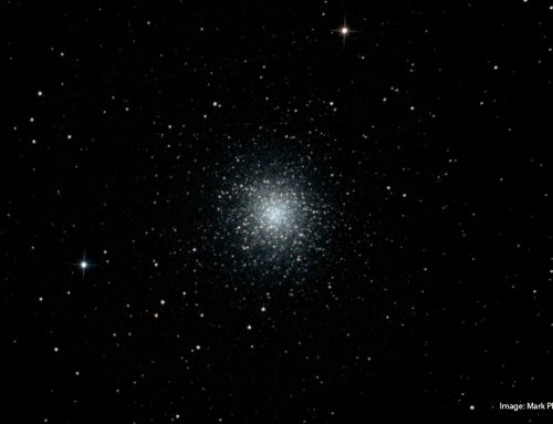 It's Globular cluster season