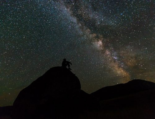 Starting out in astronomy