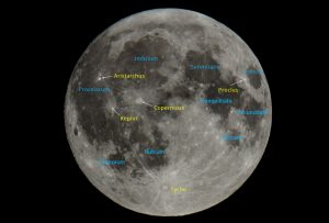 Moon annotated