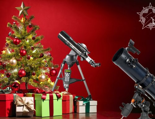 Buying a telescope for Christmas