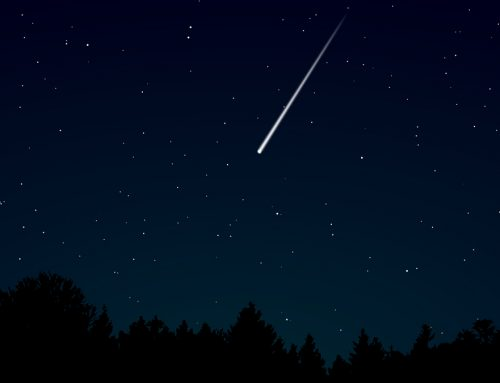 Here come the Geminids – and no Moon!