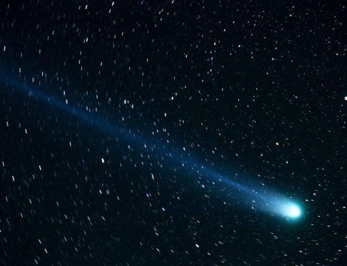 The President's Christmas Comet Challenge