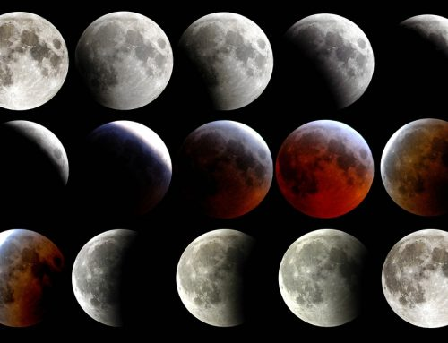 Watch the total Lunar eclipse on 21 Jan 2019