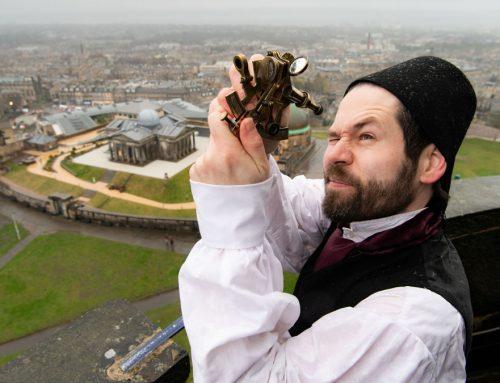 Edinburgh's forgotten astronomer, Charles Piazzi Smyth