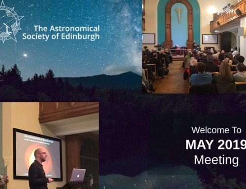 May 2019 meeting report and information