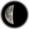 42% 23 day old Moon