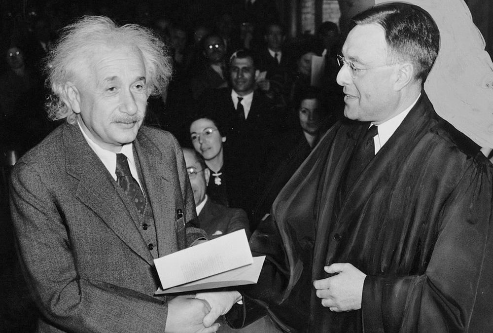 Library image - Albert Einstein