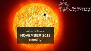 ASE November 2019 slides