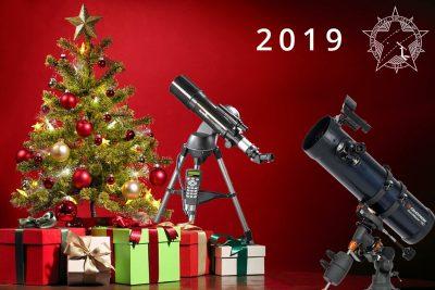 Telescope Buying Guide 2019