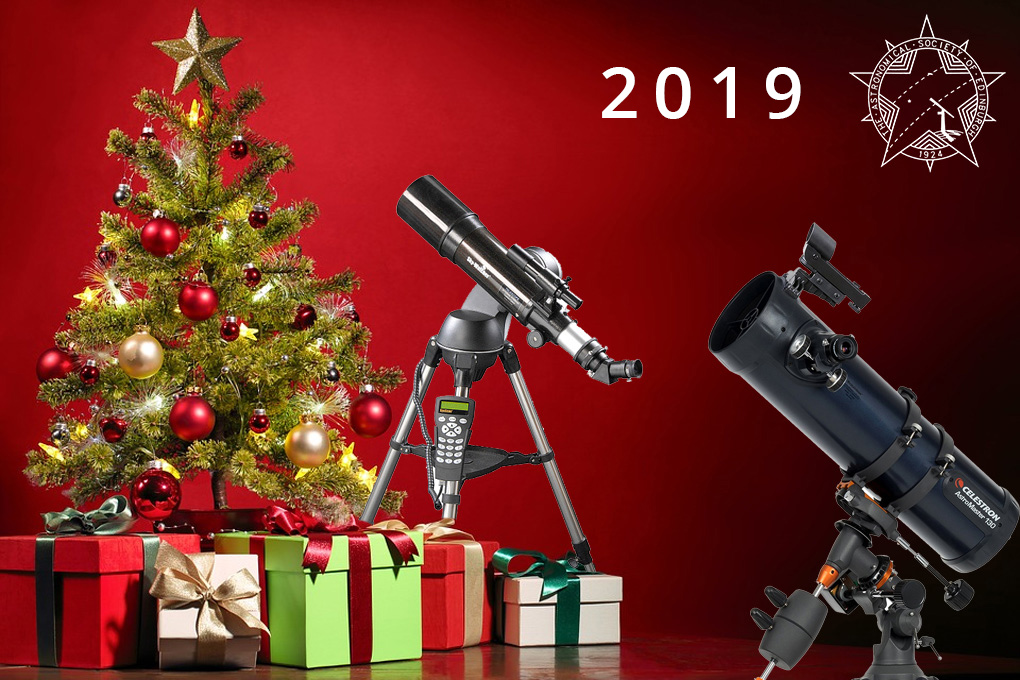 Telescope Buying Guide 2019