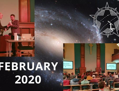 February 2020 meeting report