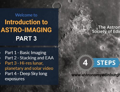 Intro to Astro-Imaging part 3