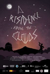 A residence above the clouds film poster