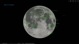 ASE 1-4 The Moon