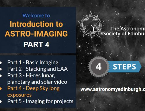 Intro to Astro-imaging Part 4 online