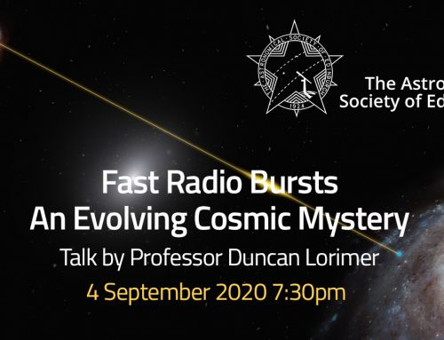 Fast Radio Bursts talk and meeting report