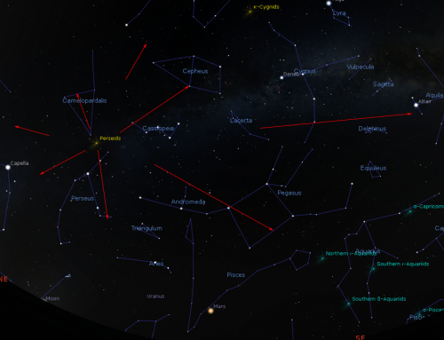 Get ready for the Perseid meteor shower August 2020