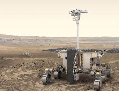 Meeting report: Looking for life on Mars with the Rosalind Franklin rover