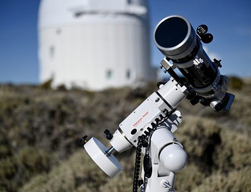 Choosing a telescope