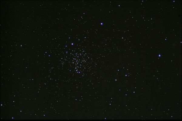 """M67 Jonathan Anderson 4"""" f10 achro on HEQ5pro Canon 700d (unmod) @ ISO800"""