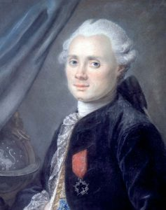 Charles Messier - with an ASE medal - sadly never actually awarded - but we would have done.