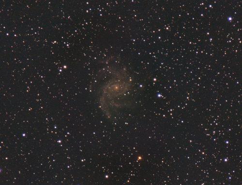 C12 NGC 6946 Fireworks Galaxy