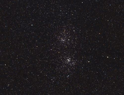 C14 NGC 869 & NGC 884 Double Cluster