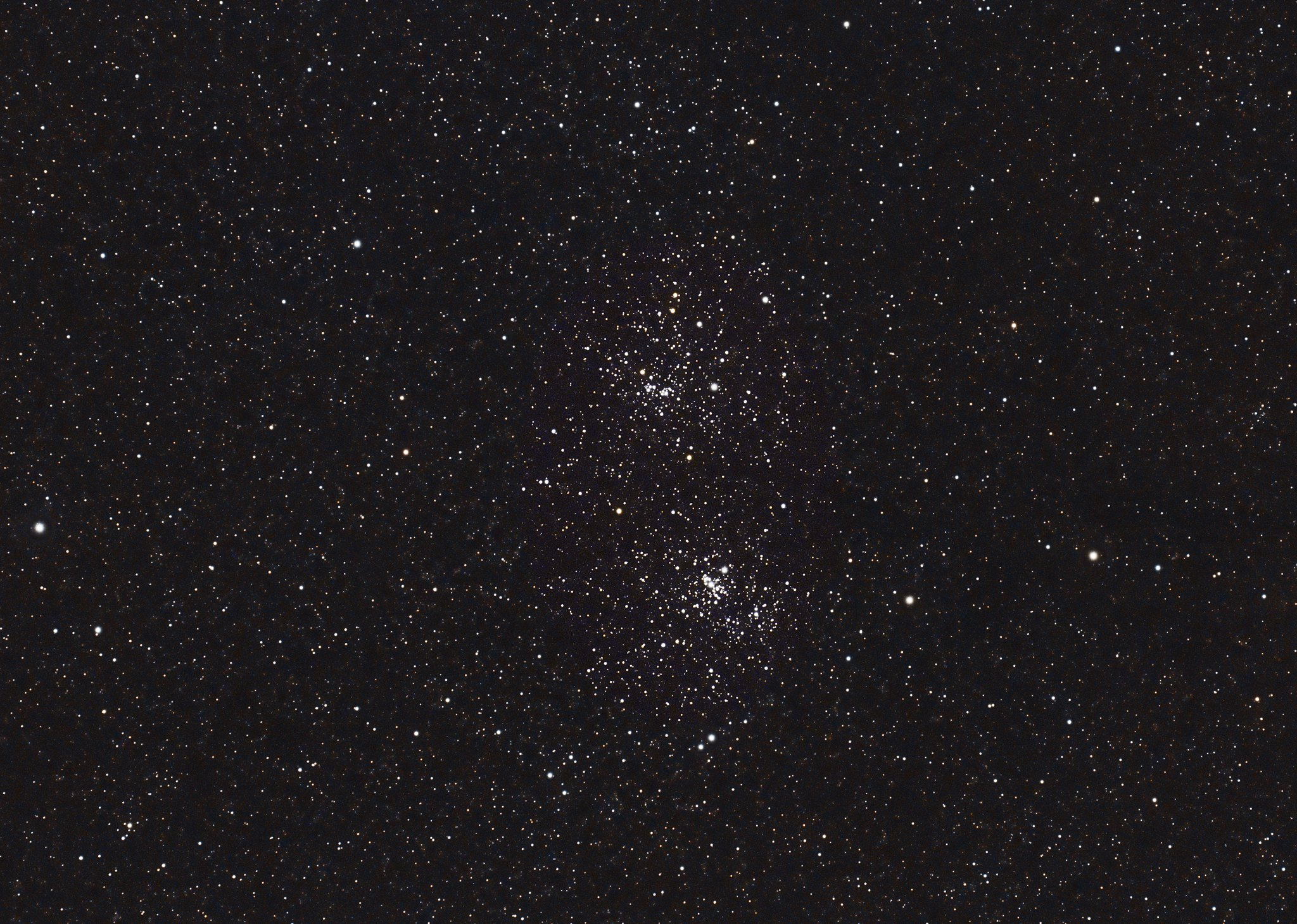 C14 Double Cluster Pat Devine Williams Optics Redcat 51 ZWO183mc pro Optolong l-pro filter