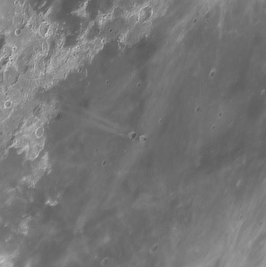 L25 Messier & Messier A Oblique ricochet-impact pair