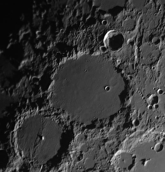 L75 Ptolemaeus B Saucer-like depression on the floor of Ptolemaeus