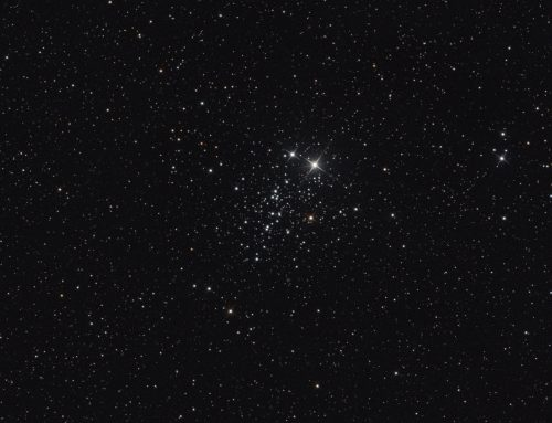C13NGC 457Owl Cluster