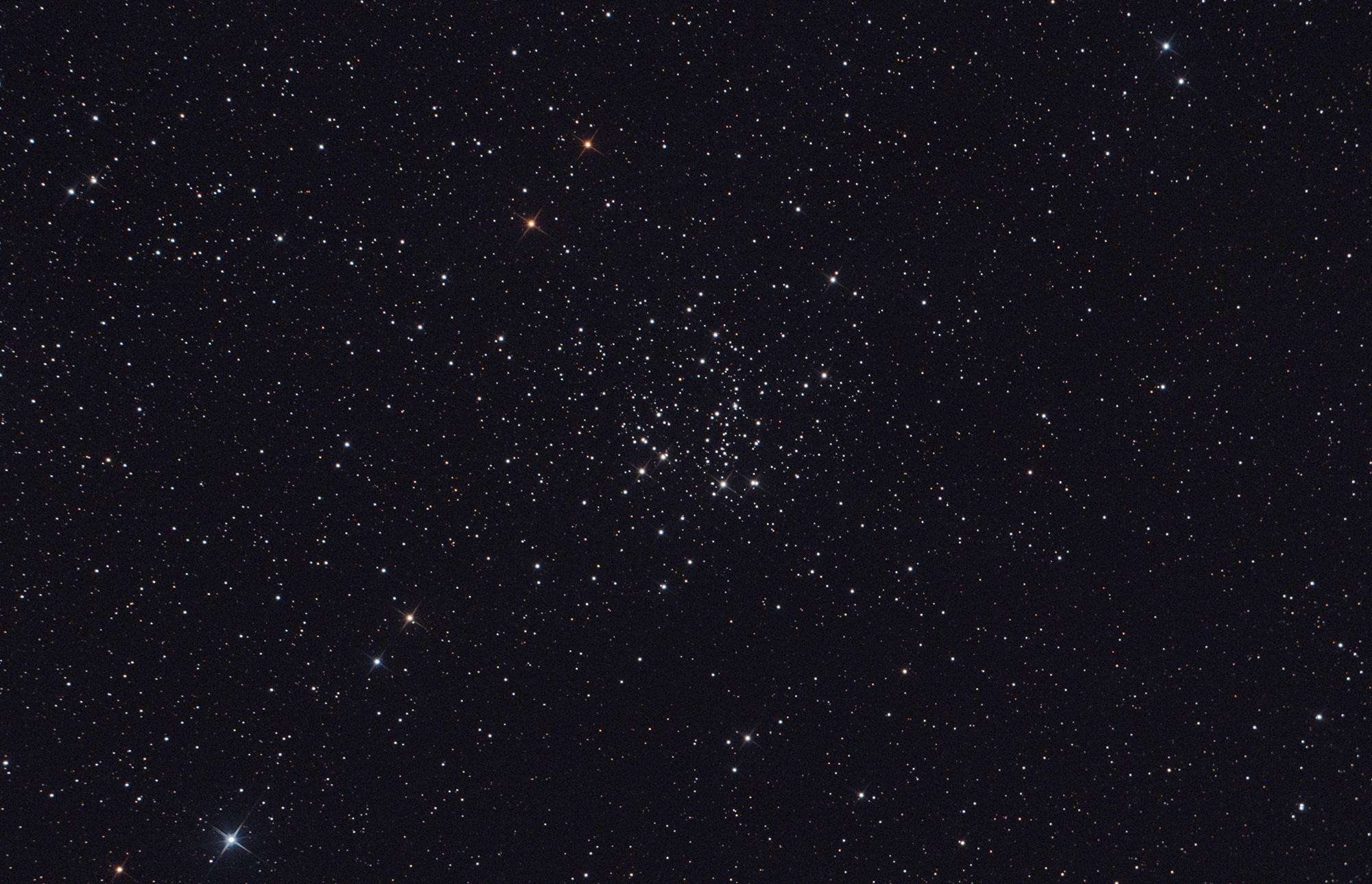 C10 NGC 663 Mark Phillips 250mm f4.8 Newtonian QHY168C