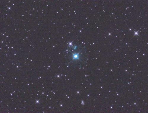 C6 NGC 6543 Cat's Eye Nebula