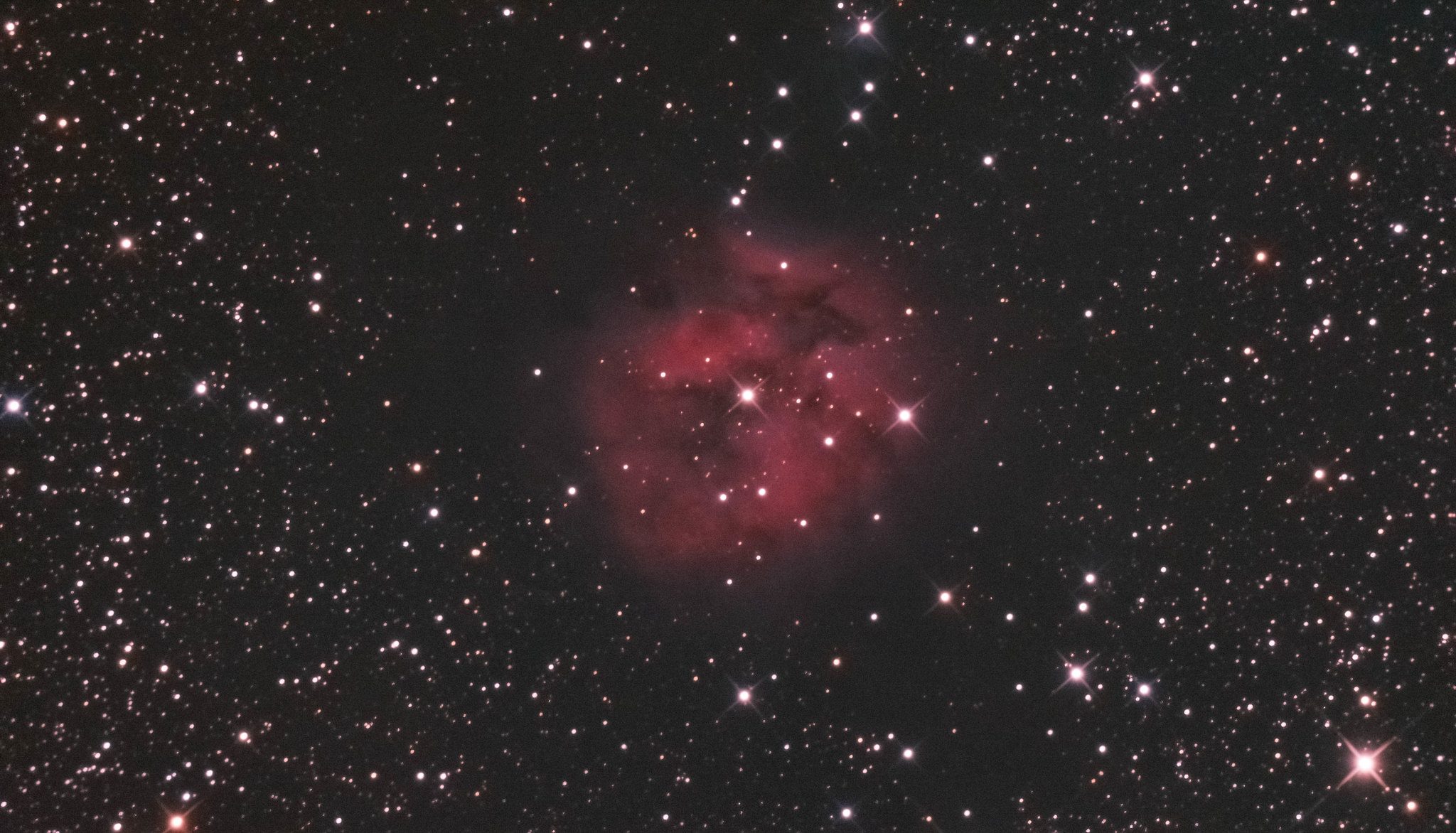 IC 5146 C19 Cocoon Nebula 120421 SLCC guided LProMax (1 of 1) My first shot at this beautiful nebula in Cygnus. 50 x 150s at 600/30. Nigel Goodman