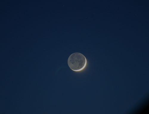 L2 Earthshine Twice reflected sunlight