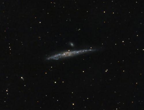C32 NGC 4631 Whale Galaxy