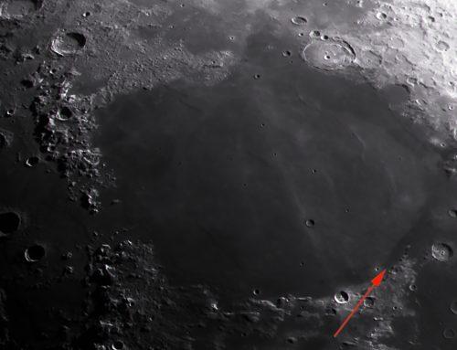L18 Mare Serenitatis dark edges