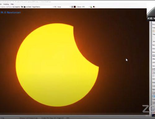 Partial eclipse live stream