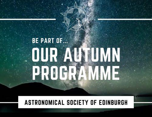Our Autumn Programme 2021