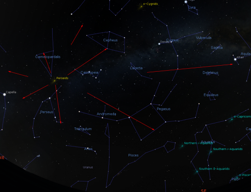 Watch the Perseid meteor shower this August 2021